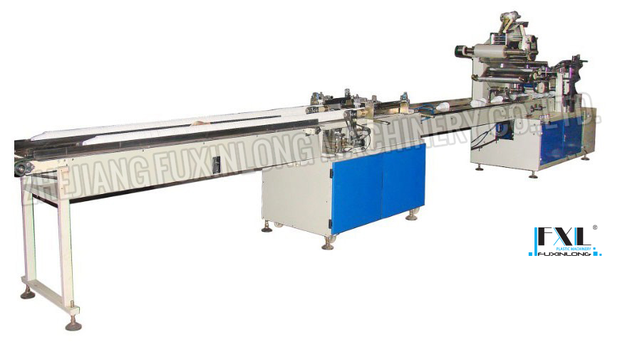 Automatic Cup Counting & Packing Machine