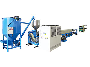 EPS SERIES Foam sheet extruder